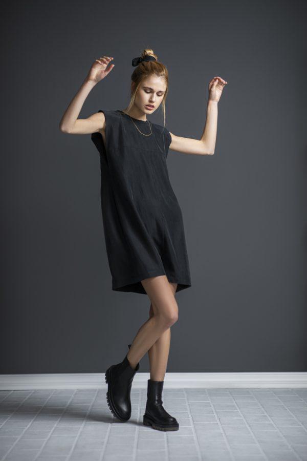 H2 Silk Dress